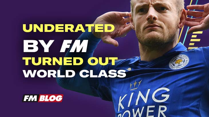 5 Underrated Players by Football Manager Who Became World Class