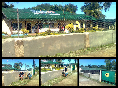 CES perimeter fence repaired and improved