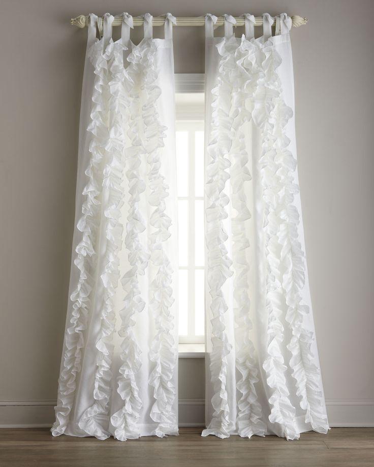 96 inch white curtains houzz