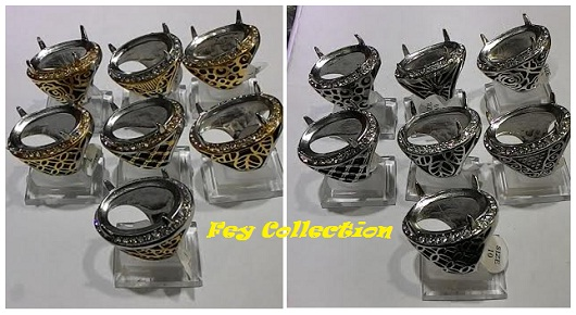 Distributor Ring Cincin Titanium