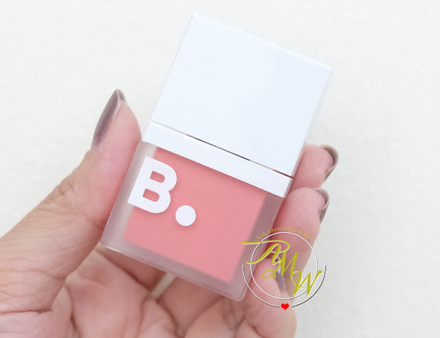 a photo of B. By Banila Cheer Water Cheek in Pink Chou Cream review by Askmewhats Nikki Tiu