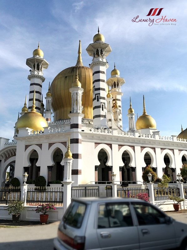 malaysia most beautiful mosque ipoh masid ubudiah