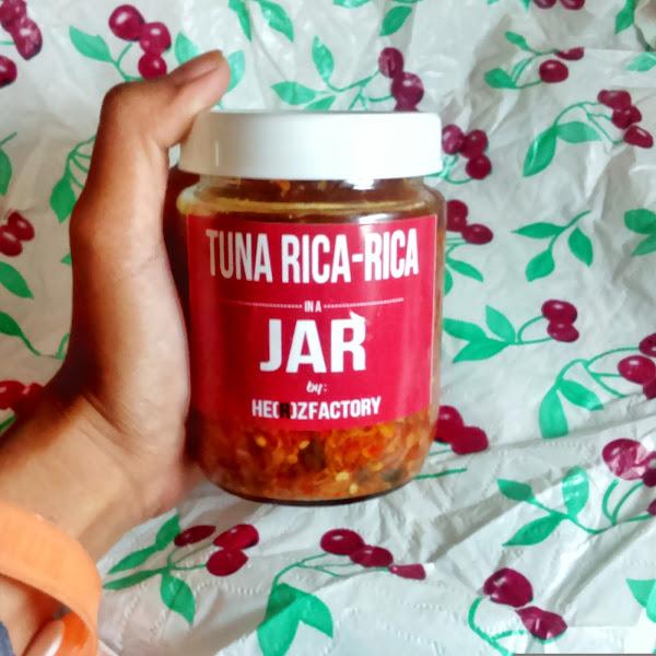 Tuna Rica-rica from He[R]ZFactory