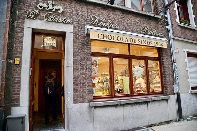 g bastin, Antwerp