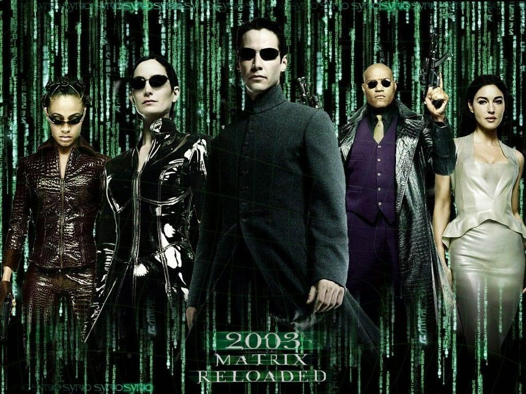 Films I Watch The Matrix Reloaded 2003