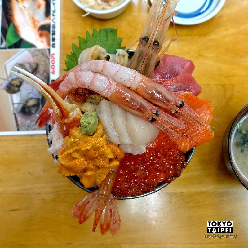 【瀧波食堂】豪邁豐盛海鮮丼 吃完有鮮甜的幸福感