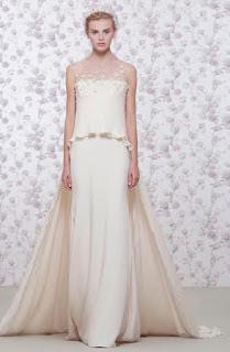 Parliamo oggi della collezione 2016 di abiti da sposa dello stilista  Georges Hobeika  delicati e raffinati f92136c0c95