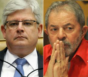 Rodrigo Janot apela ao STF que grampos de Lula são válidos