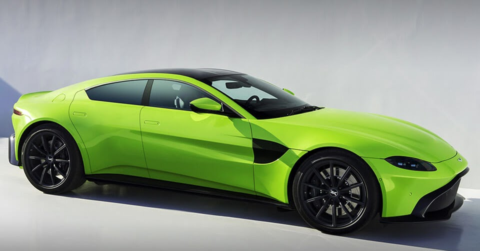 Four Door Vantage Would Make An Awesome Baby Rapide