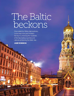 The Baltic Beckons. Story by Janie Robinson, Travel Writer