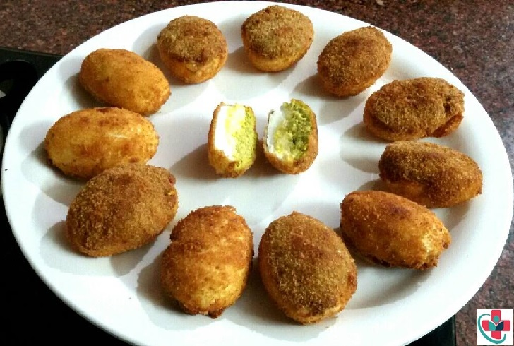 EGG CHICKEN CUTLET RECIPE
