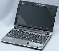 Netbook Second - Acer Aspireone 531