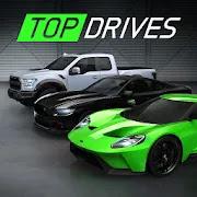 تحميل لعبه Top Drives مهكره للاندرويد