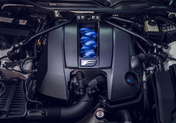 Lexus RC F 2019 Motor
