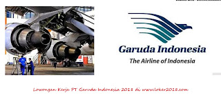 Loker 2018 Garuda