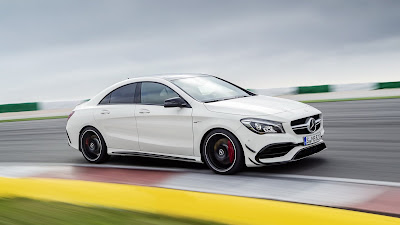 Mercedes Benz AMG CLA 45 4matic 2018 Review, Specs, Price