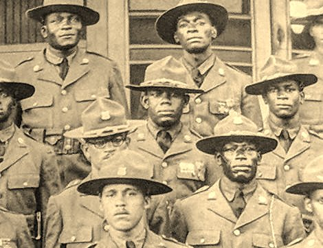 Military Monday: Grandpa Murrell's National Guard Unit --How Did I Get Here? My Amazing Genealogy Journey
