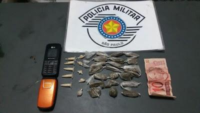POLÍCIA MILITAR PRENDE TRAFICANTES EM ILHA COMPRIDA-SP