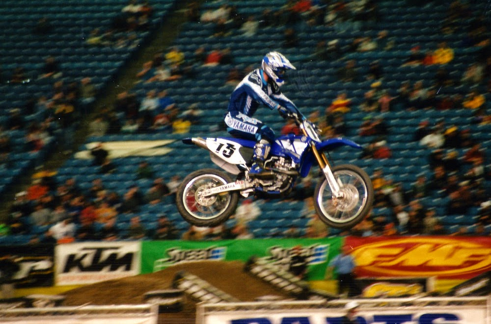 Tim Ferry Pontiac Supercross 2001