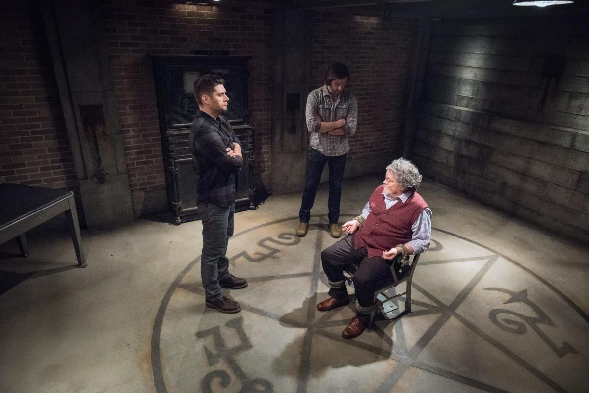 supernatural season 13 'good intentions' donatello