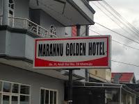 Detail Hotel Marannu Golden Mamuju