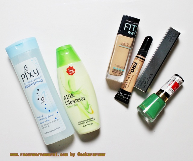 Complexion and Cleanser