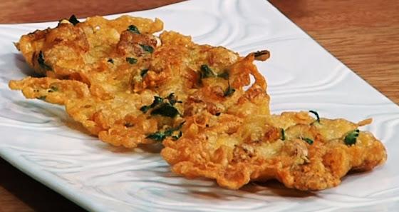 recette beignets crevettes