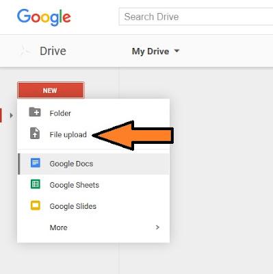 Cara Memperbaiki File Word dengan Google Doc