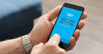 App Mensajeria Skype