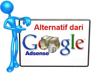 Iklan Terbaik Alternatif Google AdSense