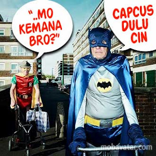 capcus peres bahasa gaul