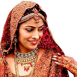 Bride Wedding Pictures Hindu Bridal Makeup