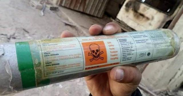 Τα χημικά στο Χαλέπι και η διεθνής απάθεια
