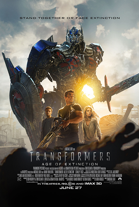 Poster TRANSFORMERS 4: AGE OF EXTINCTION