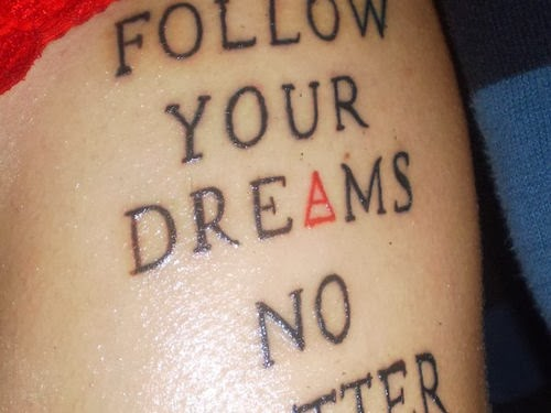The Best Tattoo Quotes Ever: 10 Best Tattoo Quotes. QuotesGram