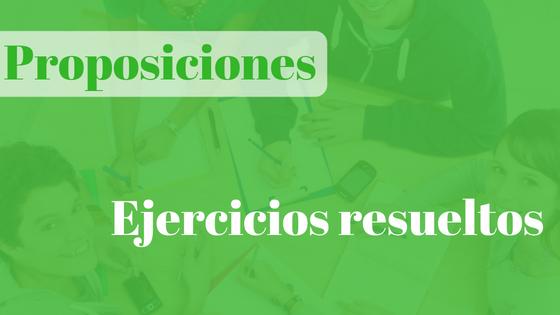 Lógica y Conjuntos - Proposiciones - Fundamentos de Matemáticas.