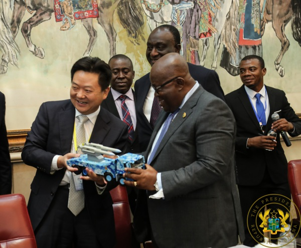 Sinotruk International To Establish Assembly Plant In Ghana