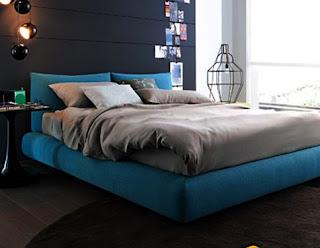 giường gấp đa năng cho ngôi nhà nhỏ
