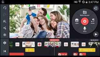 7 Aplikasi Editing Video Terbaik untuk Android