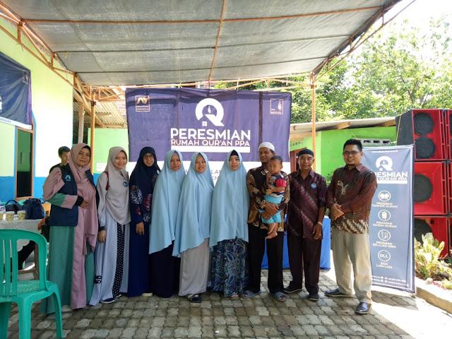 Peresmian Rumah Qur'an PPA Purwakarta
