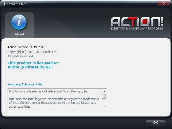 Mirilis Action 2.0.0 Crack + License Key Free Download