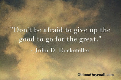 Rockefeller's success quotes