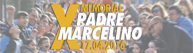 X Memorial Padre Marcelino