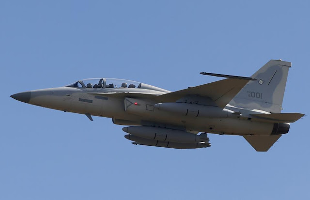 Philippine Air Force FA-50
