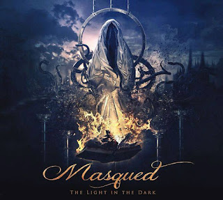 "Masqued - ""The Light in the Dark"" (video) from the s/t album"