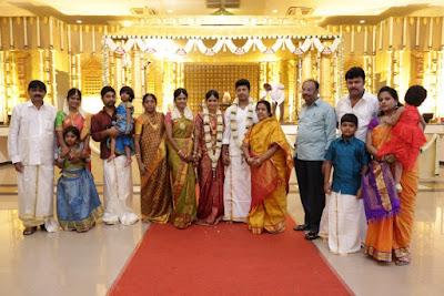 guests-at-Actress-Vijayalakshmi-wedding1