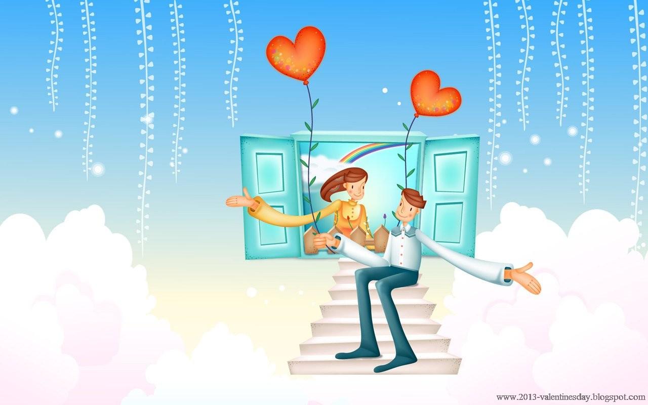 Cute+Cartoon+Love+HD+wallpapers+%25285%2529