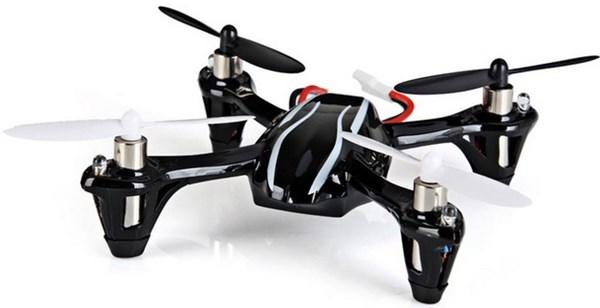Hubsan X4 H107L 4 saluran 2.4ghz RC Quadcopter