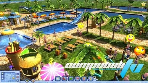 Waterpark Tycoon PC Full