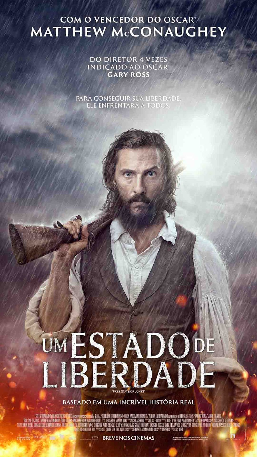 Um Estado de Liberdade Torrent - BluRay 720p Legendado (2016)